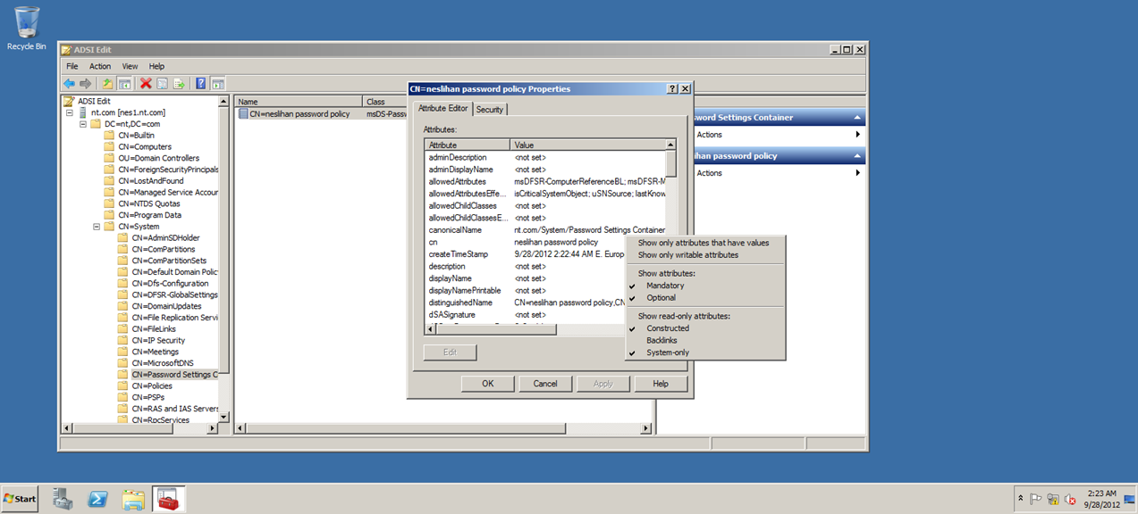 how to break windows server 2008 r2 administrator password