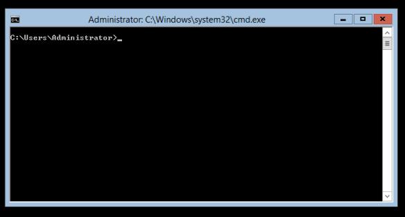Server 2012 Core Edition Kurulum Sonrası İlk Ayarları