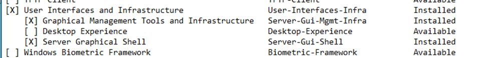 Server 2012'de PowerShell ile Sunucu Yönetimi Nasıl Yapılır? – GUI'den Core Edition'a İndirgeme