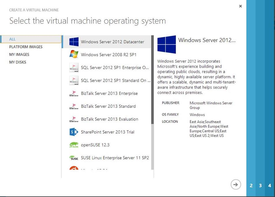 Windows Azure Infrastructure Service Artık Tam Sürüm Hazır