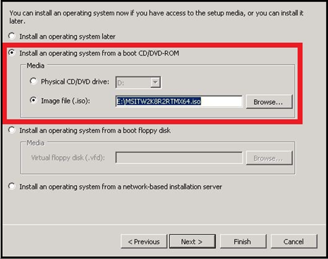 Windows Server İşletim Sistemi İçeren Bir VHD Oluşturmak ve Windows Azure'a Yüklemek