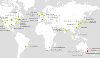 Microsoft Azure Avustralya'da Yeni İki Bölge ile Büyüyor