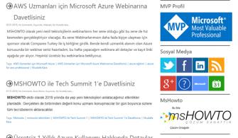 WordPress Blogun Azure IaaS VM'e Taşınması