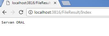 MVC FileResult ve FileContentResult Nedir Nasıl Kullanılır
