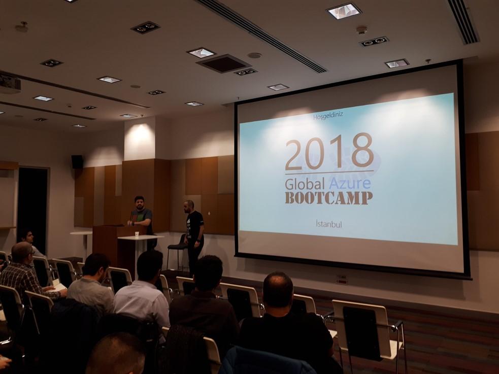 Global Azure Bootcamp 2018 Istanbul Başarıyla Gerçekleştirildi