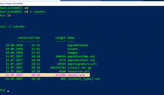 Windows Server 2019 Üzerine Linux Kurulumu