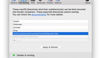 macOS Üzerinde .NET Geliştirme Ortamı – Bölüm-3: Container Üzerinde Çalışan bir ASP.NET Core Uygulamasını Debug Etmek