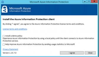 Azure Information Protection Scanner Kurulum ve Konfigürasyonu