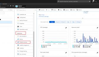 Azure SR ile Azure VM'i Başka bir Azure Bölgesine Çoğaltma