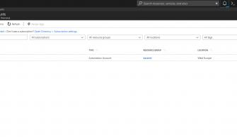 OMS Portal Azure Portala Taşınıyor