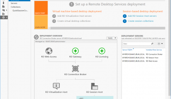 Windows Server 2016 Remote Desktop Services Kurulumu