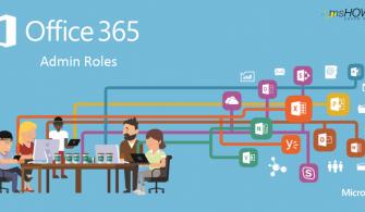 Office 365 Admin Rolleri