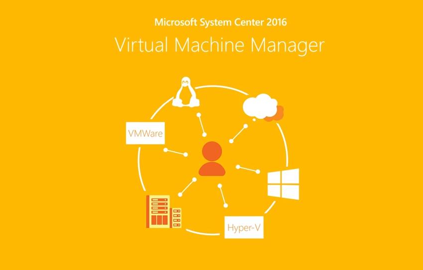 System Center Virtual Machine Manager 2016 – Bölüm 2