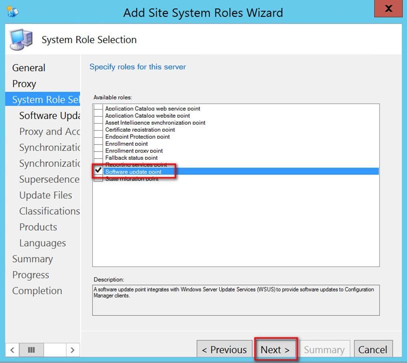 SCCM Software Update Point (SUP) Nedir? Nasıl Yapılandırılır Part-8