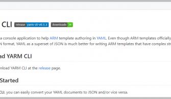 YAML kullanarak Azure Resource Manager Template Deployment Nasıl Yapılır?– Bölüm 1