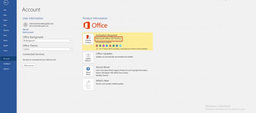 PDQ Deploy Kullanarak Office 2013 Kaldırma Ve Office 365 Ürünlerinin Kurulumu