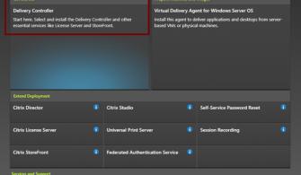 Citrix Virtual Apps and Desktop Kurulum ve Site Konfigürasyonu – Bölüm 1