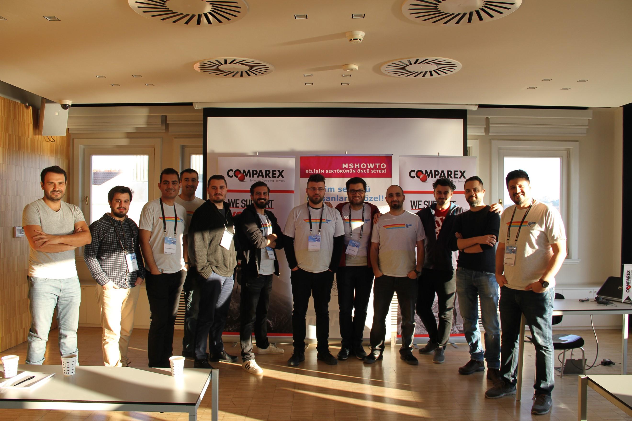 Azure DevOps Day 2018 İstanbul Etkinliği Başarıyla Gerçekleştirdik