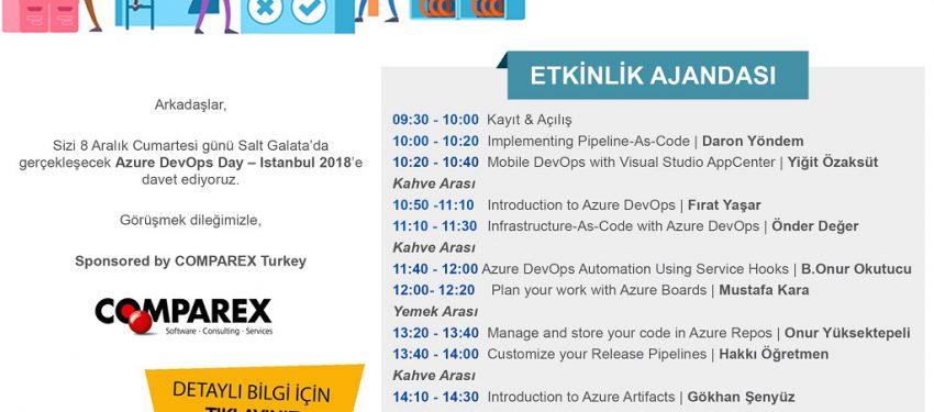 Azure DevOps Day 2018 İstanbul Etkinliği