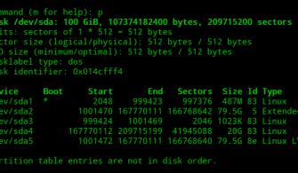 Linux Sunucularda LVM Disk Genişletme