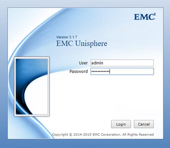 EMC Virtual (Sanal) VNX (vVNX) Kurulumu ve Konfigürasyonu