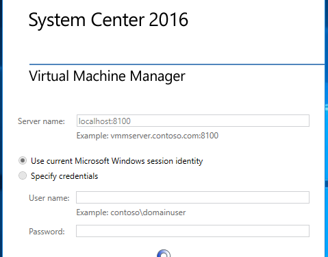 System Center Virtual Machine Manager 2016 –Bölüm 4