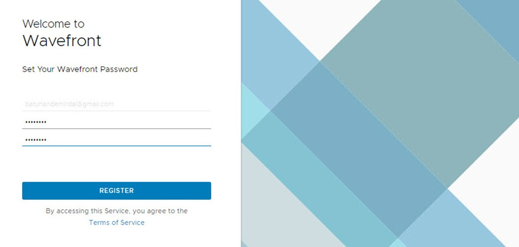 VMware Wavefront Genel Bakış ve Kayıt Oluşturma