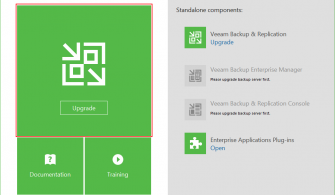Veeam Backup & Replication v9.5 Üzerinde Update 4 Geçişi