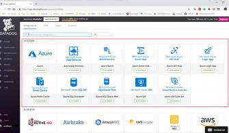 Datadog ile Azure VM İzleme Bölüm-4 Datadog Arayüzünün İncelenmesi