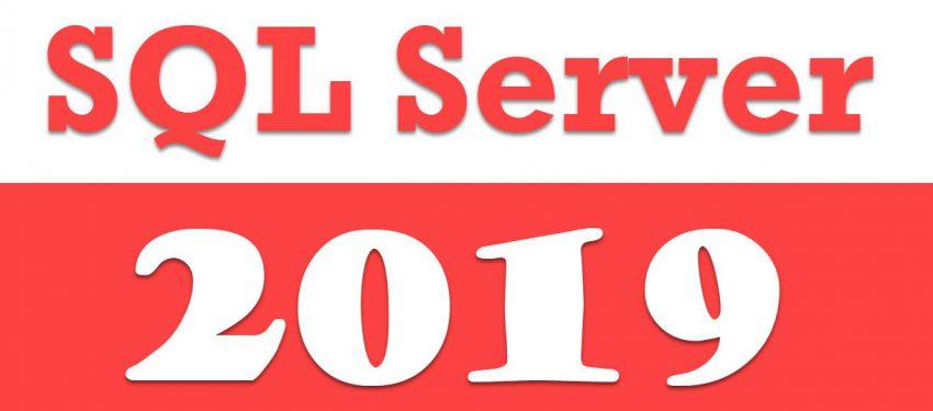 SQL Server 2019 CTP 2.2 Kurulumu
