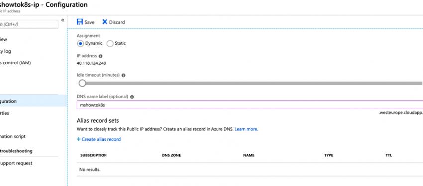 Yazılım Geliştiriciler için Azure: Azure VM Üzerine Kubernetes (MicroK8s) Kurulumu