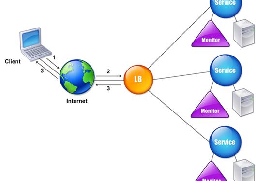 Citrix ADC (Netscaler) ile Load Balancing Yapılandırması