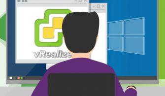 vRealize Operations Manager Virtual Machine Alarm