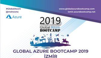 Global Azure Bootcamp 2019 İzmir için Hazırız