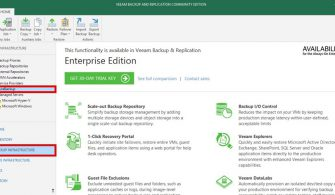 Veeam Backup  Replication v9.5 SureBackup