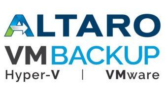 ALTARO VM Backup 8.4 Versiyon Kurulum