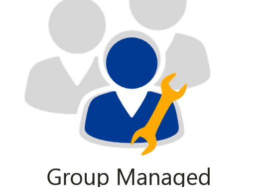 Group Managed Service Accounts ile IIS Sunucularının Çalıştırılması