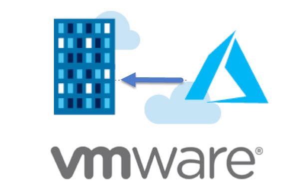 Microsoft Azure'daki Sanal Makineyi VMware Ortamına Taşıma