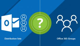 On-Premise Organizational Unit Objeleri için Office 365 Platformunda Dynamic Distribution List'lerin Oluşturulması
