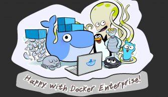 Docker Enterprise ile Güvenli ve Ölçeklenebilir Bir Konteyner Platformu