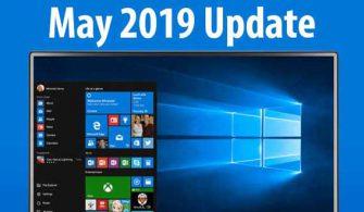 Windows Server v1903 Sürümü ile Gelen Yenilikler