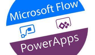 Office 365 Power Apps ve Flow'a Giriş