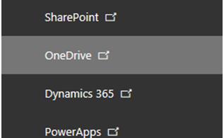 OneDrive Yönetim Merkezi
