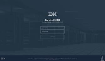 IBM Storwize V5010E Volume2 Yapılandırması