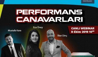 Performans Canavarları Webinarı: HPE NIMBLE ve Infosight ile Hayatınız Kolaylaşsın