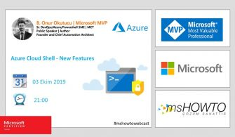 Azure Webcast Series: Azure CloudShell – New Features