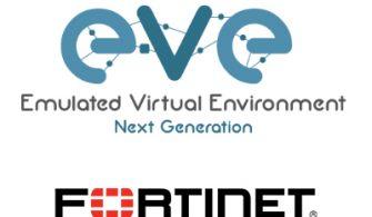 EVE-NG'ye Fortigate İmaji Ekleyerek Sanal Sistemlerimize İnternet Erişimi Sağlamak