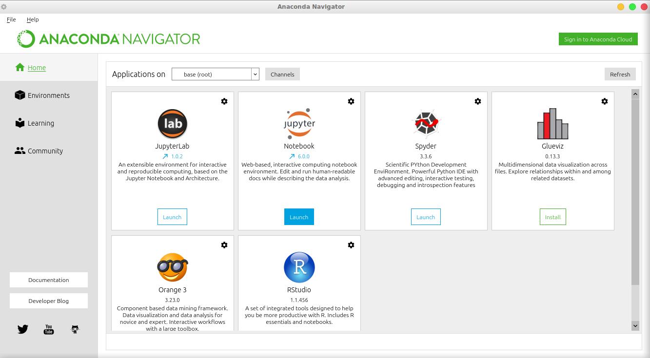Anaconda Navigator ile Jupyter Notebook Nasıl Açılır?