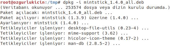 USB Kalıp Yazıcısı Kullanarak USB Belleğe Yazdırma