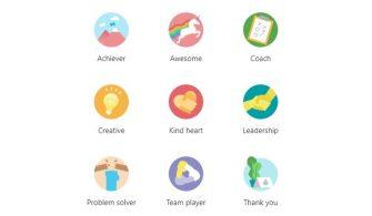 """Microsoft Teams'te """"Praise"""" ile Çalışma Arkadaşlarınızı Alkışlayın"""